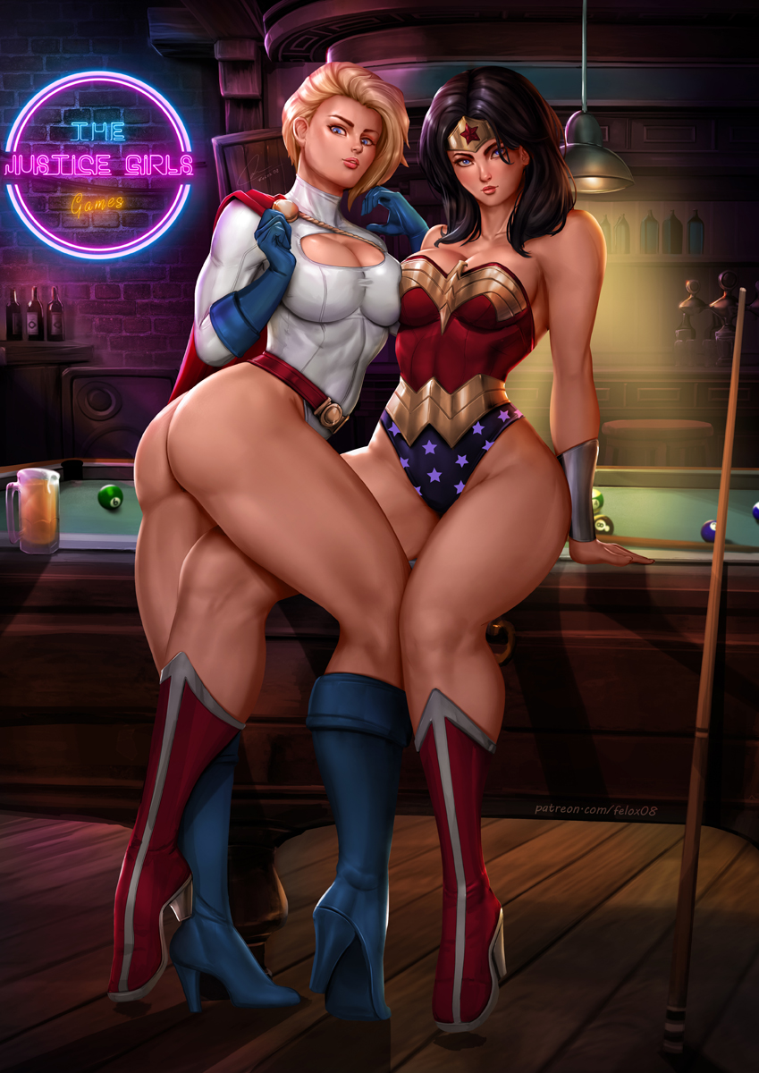 girl wonder power woman and Shut the fuck up you titty monster