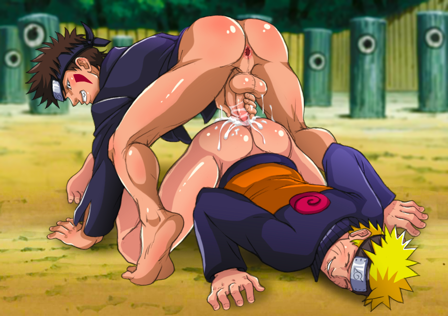 fanfic kiba and gay naruto Carrot one piece