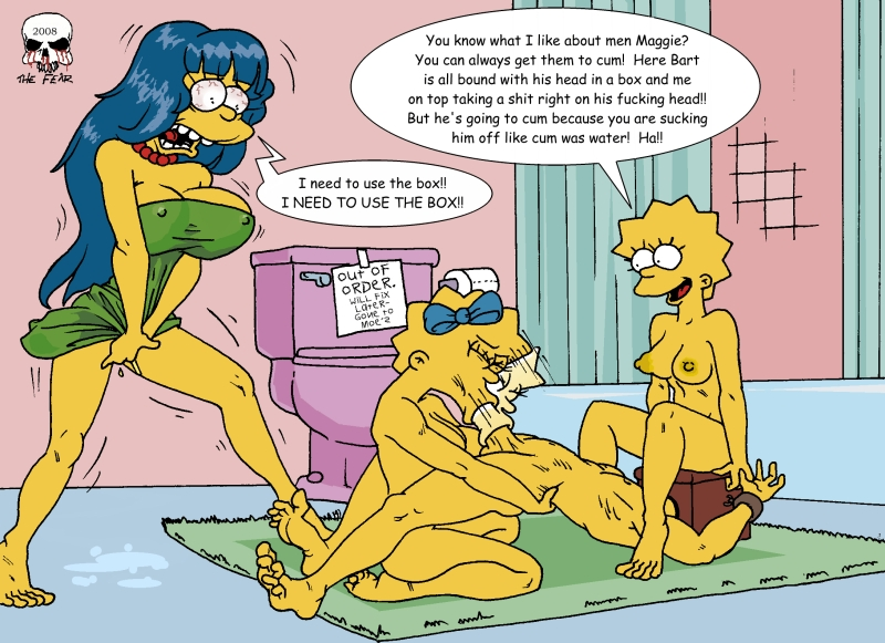 imagefap bart and marge fear the Natsu and gray gay sex