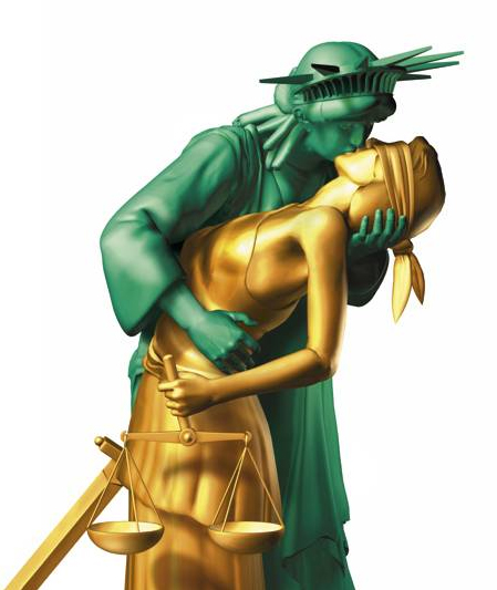 liberty statue of hat pussy Harley quinn and poison ivy nude