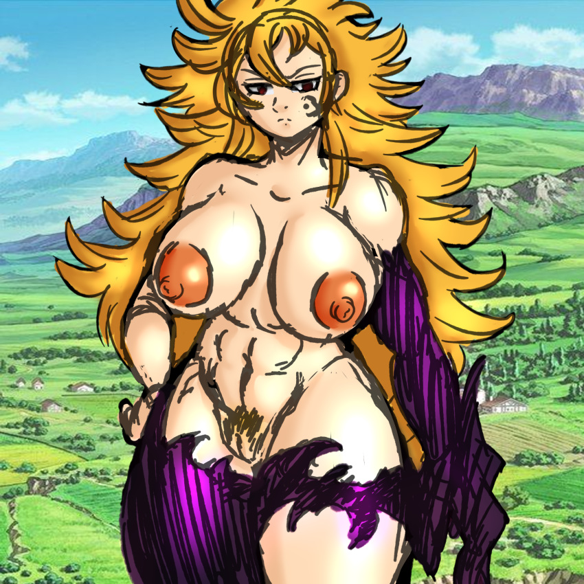 nude anime seven sins deadly the Princess and the frog xxx